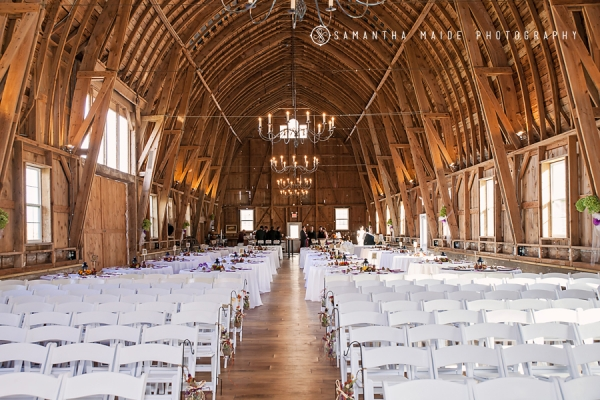 Sugarland Wedding Wisconsin Barn Wedding