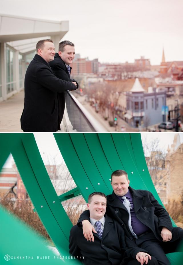 Wisconsin Same Sex Wedding Photographer