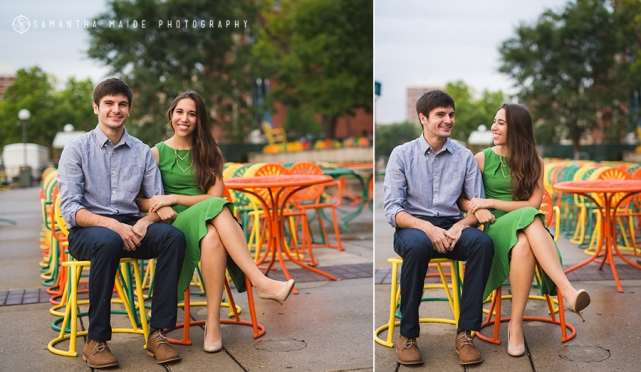 Madison, Wi Engagement Photographer