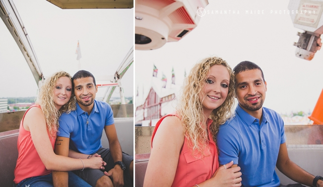 Dane County Fair Engagement session