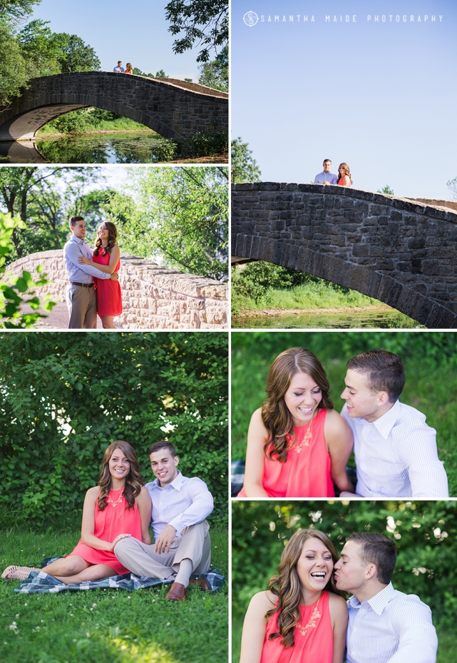 Madison Engagement Photographer