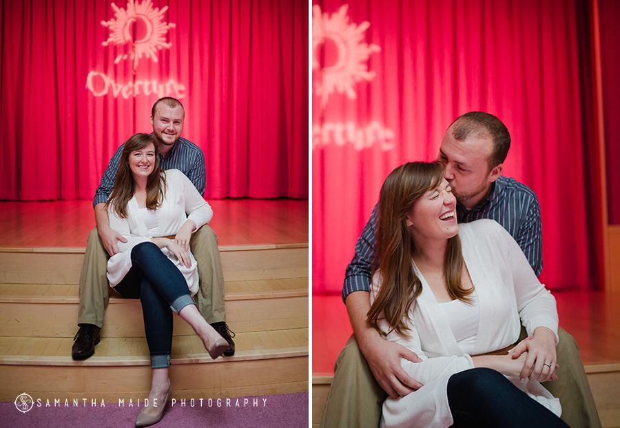 Madison, Wi Engagement Photographer